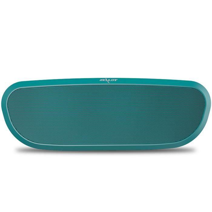 Portable Sans Fil Bluetooth Haut-parleur Stéréo Hi-fi Super Bass Musique Sounder Aux Tf *w731