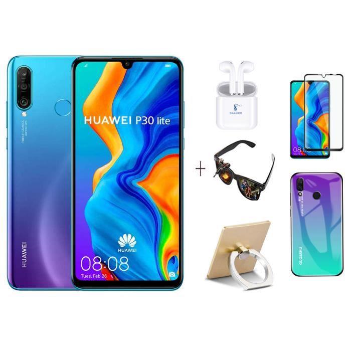 Carte Bancaire Huawei.Huawei P30 Lite Nova 4e 6 Go 128 Go Version Internationale Bleu