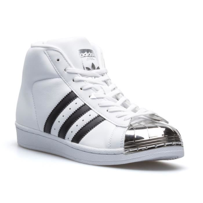 Chaussures Adidas Promodel Metal Toe W