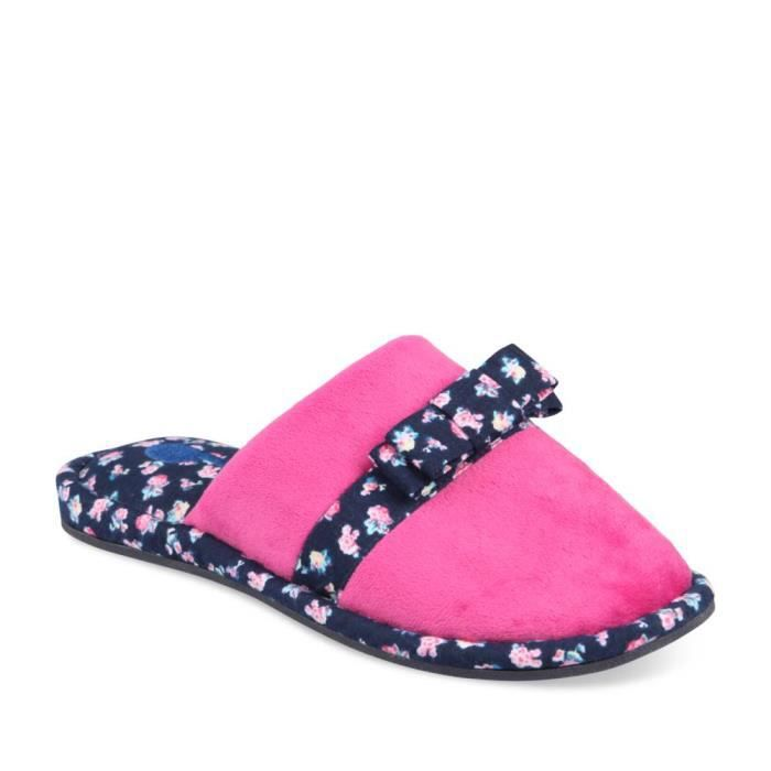 Chaussons ROSE CHAUSSEA - Femme