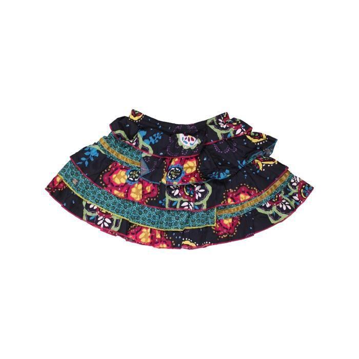 Jupe enfant fille CATIMINI 2 ans bleu été - vêtement bébé  1022895 ... f54626771b38