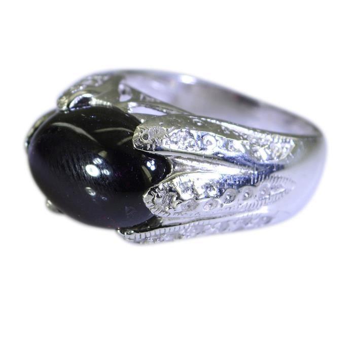 Bague tourmaline multi - bague - Bague en argent - anneau dargent à plusieurs