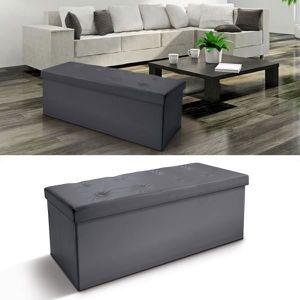 coffre de rangement salon achat vente pas cher. Black Bedroom Furniture Sets. Home Design Ideas