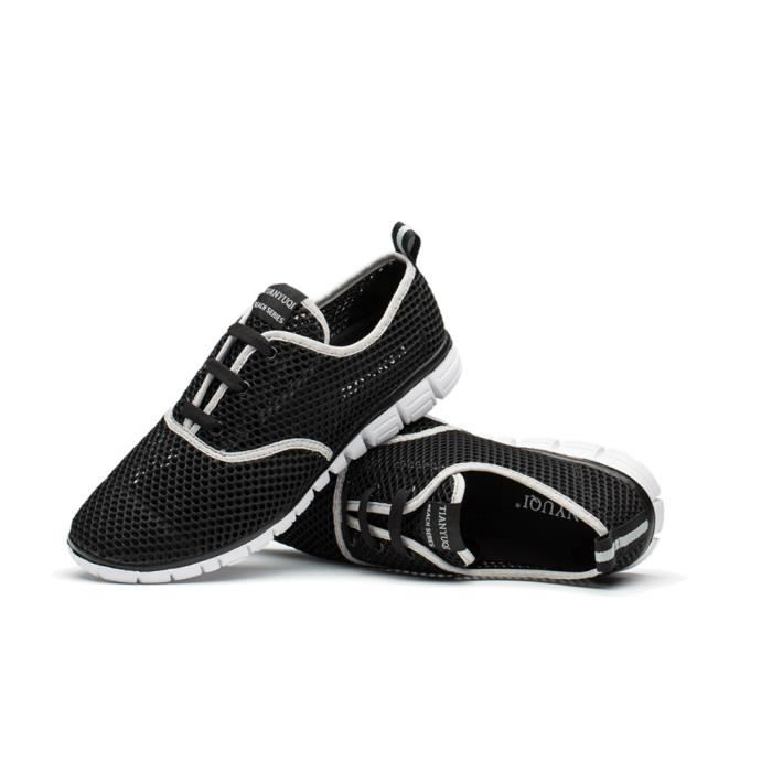 Taille Sport Marque Mode Casual Luxe Chaussures 2017 50 a1zqwFO