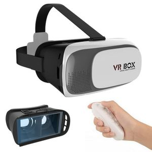 LUNETTES 3D Google Cardboard VR BOX Virtual Reality lunettes 3