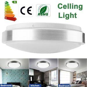 LUSTRE ET SUSPENSION 12W LED Plafonnier Rond Flush Montage Luminaire Cu
