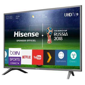 Téléviseur LED HISENSE H60NEC5100 TV UHD 4K 60