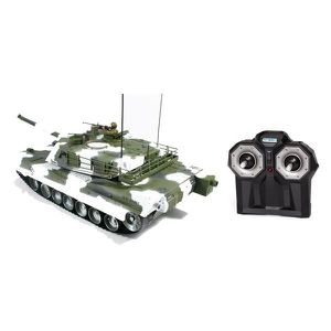 VOITURE - CAMION Tank M1A1 Abrams Hobby Engine Premium Line 2.4G...