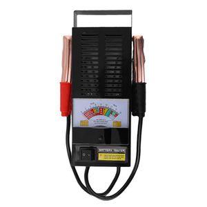 COUPE BATTERIE Testeur de batterie de voiture 6 et 12V intelligen