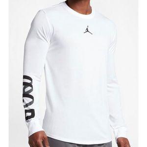 T-SHIRT Air Jordan - T-Shirt Manches Longues -  Air Up - 8