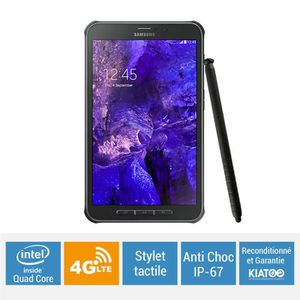 TABLETTE TACTILE Tablette SAMSUNG GALAXY TAB ACTIVE 8