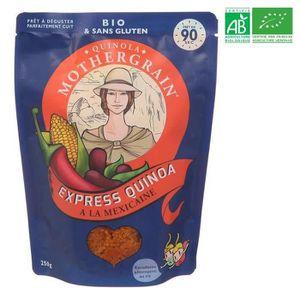 LÉGUMES SECS Quinoa express mexicaine bio - 250g