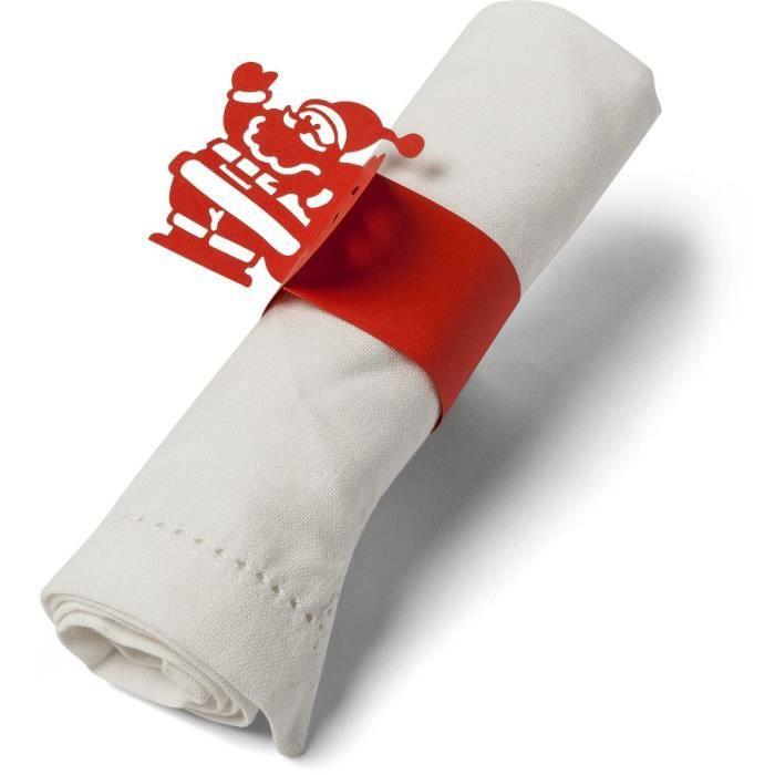 Rond de serviette pour noel achat vente rond de serviette pour noel pas cher soldes d s - Les ronds de serviette ...
