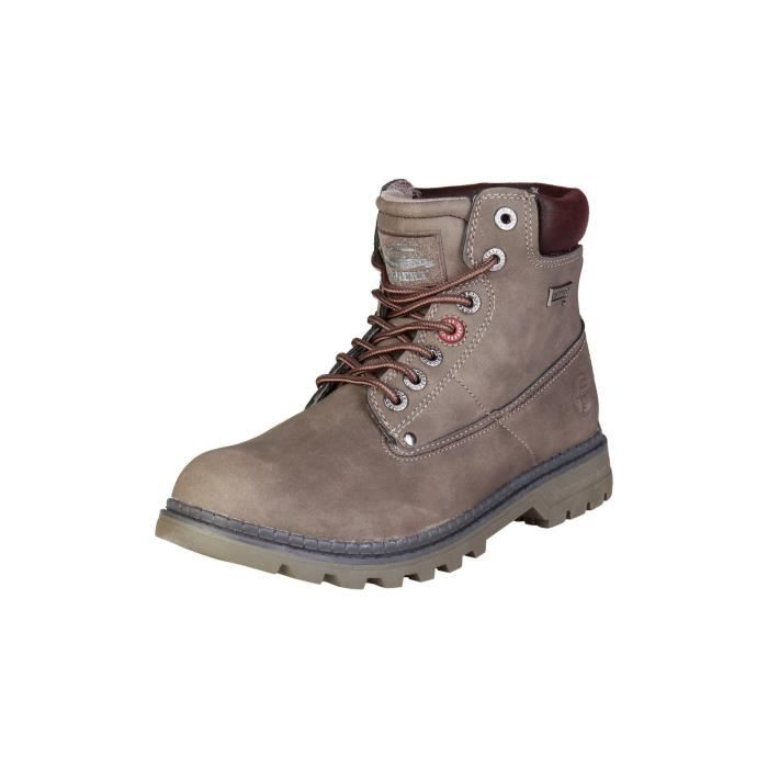 Carrera Jeans - Boots / bottines montantes Nevada - Gris taupe P,40