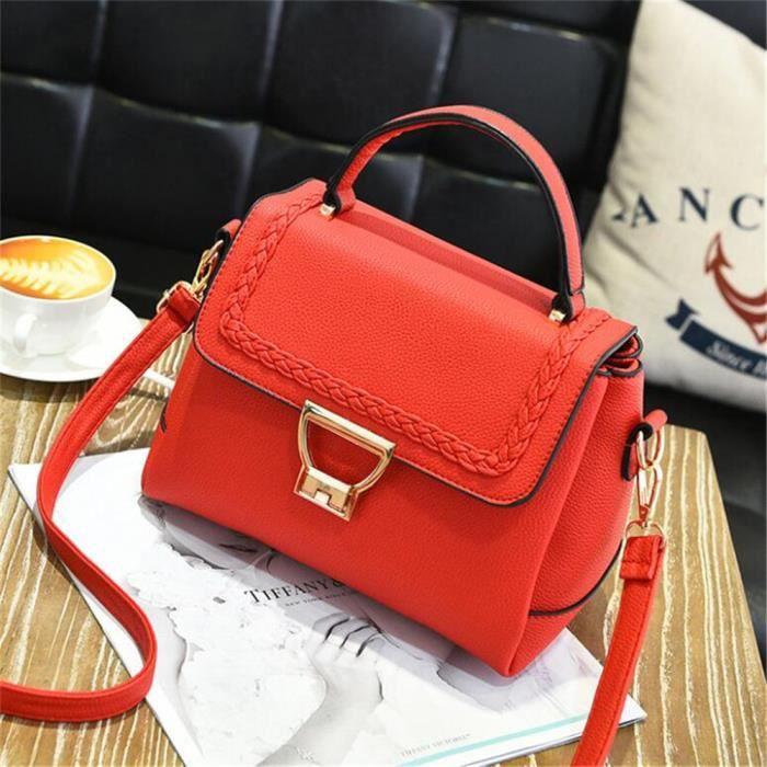 eb8b7adb6d Sacoche Femme marque sac à main De Luxe Femmes Sacs Designer sac  bandouliere cuir femme Sac Femme De Marque De Luxe En Cuir