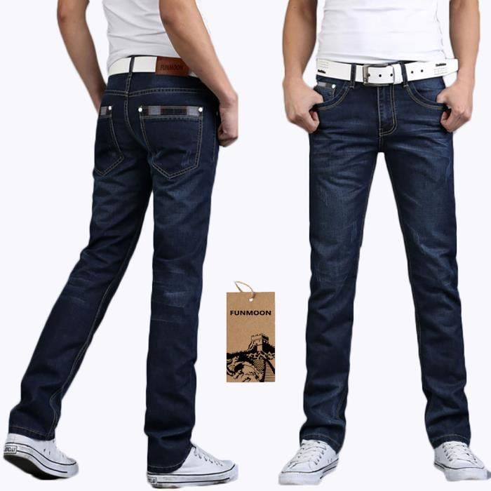 Pas Taille Achat Cher Vente Homme Jeans 42 PTkXiwZuO