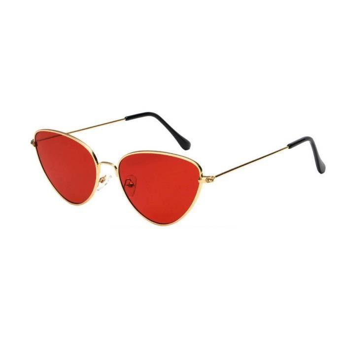 Lunettes de soleil Femmes Cat Eye lentille VintageEyewear 70s luxe #1