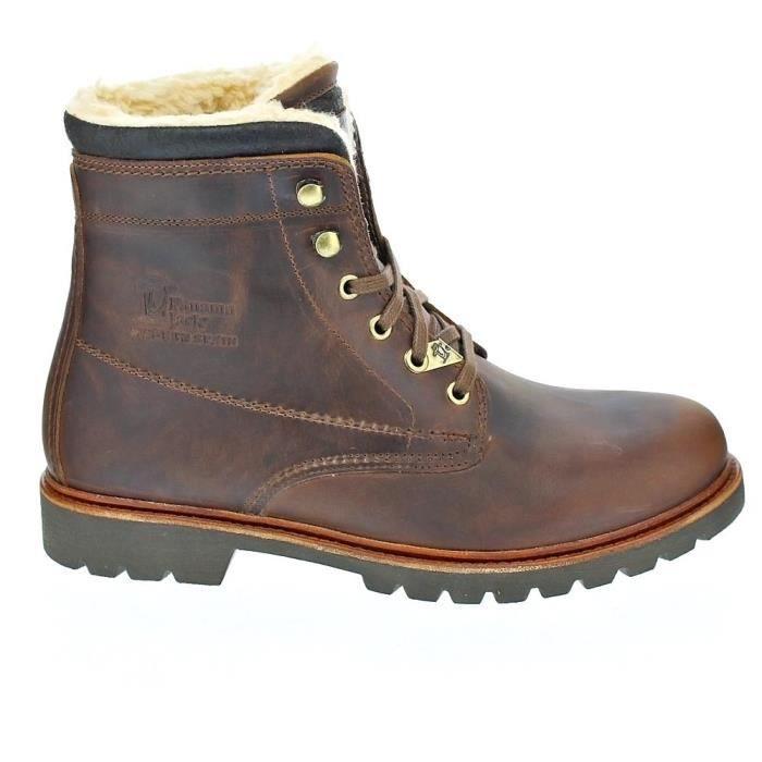 Chaussures homme Bottes Panama Jack Panama 03 Modèle C11 Aviator25477_82427