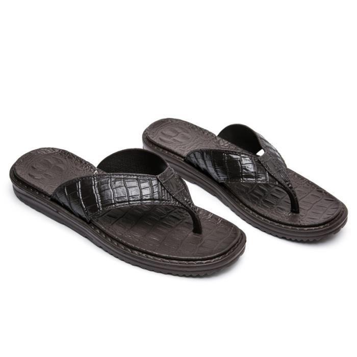 Étudiants Chaussures de plage Casual Sandal Chaussures hommes