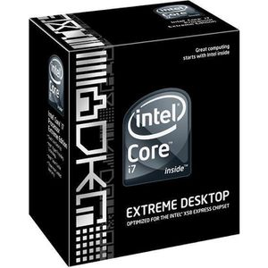 PROCESSEUR Intel Core i7 Extreme Edition 975 Bloomfield Quad