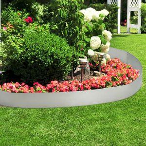 Bordure de jardin aluminium (hauteur : 10cm) - Achat / Vente bordure ...