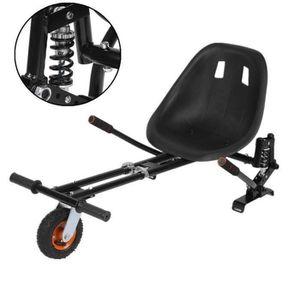 ACCESSOIRES GYROPODE - HOVERBOARD Kit Kart HoverKart Noir 6.5