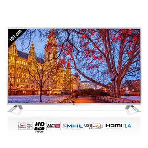 Téléviseur LED LG 42LB5700 Smart TV Full HD 107cm
