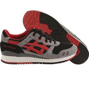 Asics Gel-lyte Iii Retro Sneaker LQ4BI 42 Noir Noir - Achat / Vente basket  - Soldes* dès le 27 juin ! Cdiscount