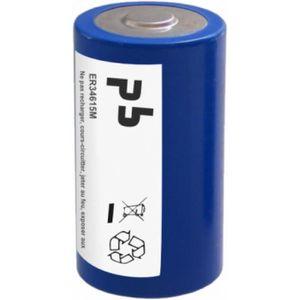 PILES Pile lithium 3.6V ER34615M D LR20