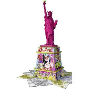PUZZLE Puzzle 3D 108 pièces : Statue de la Liberté Pop Ar
