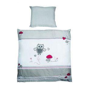 40x60 cm Adam & chouette NEUF Couettes: housses, parures Roba enfants linge de lit linge de lit 2 pièces 100x135 cm