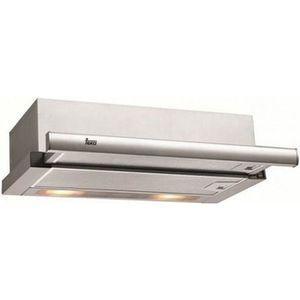 HOTTE Hotte standard Teka TL6310S 60 cm 332 m3/h 65 dB 2