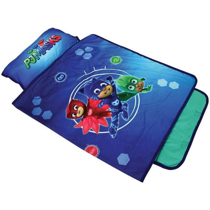 Fun House Pyjamasques tapis de sieste pour enfant