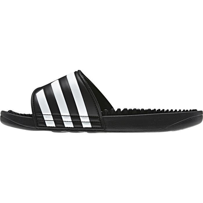 online store b957c fbd18 Sandales de bain femme adidas Adissage - noir-noir-blanc - 43