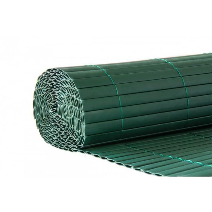 Brise-vue pour jardin en PVC couleur Vert - Achat / Vente clôture ...
