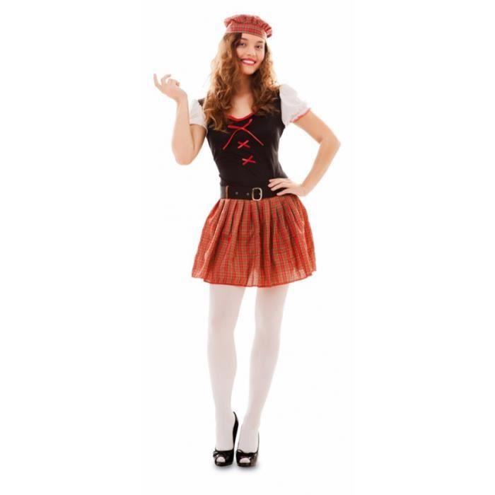 cab608838d9ab Déguisement Écossais - Femme - Achat   Vente accessoire déguisement ...