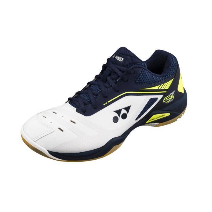 Chaussures de badminton Yonex Power cushion 65 Z wide Prix