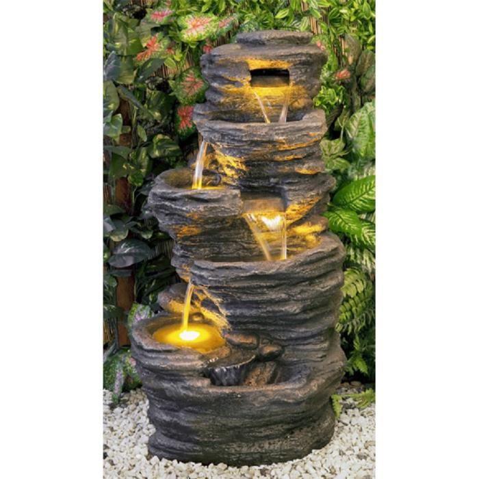 fontaine cascade exterieur fontaine cascade exterieur with fontaine cascade exterieur great. Black Bedroom Furniture Sets. Home Design Ideas