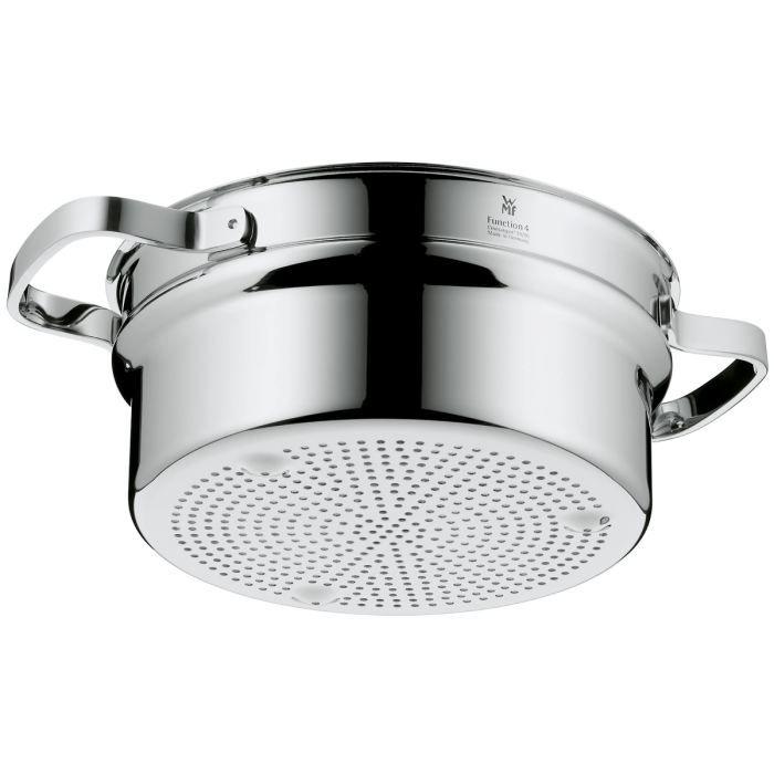 panier pour cuit vapeur function 4 20cm achat vente panier de cuisson panier pour cuit. Black Bedroom Furniture Sets. Home Design Ideas