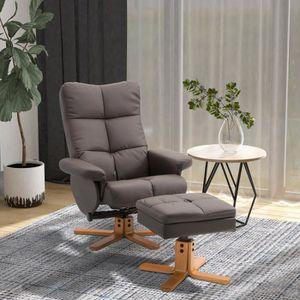 fauteuil relax bois achat vente pas cher. Black Bedroom Furniture Sets. Home Design Ideas