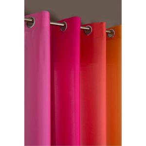 Rideau multicolore achat vente pas cher - Rideaux grande hauteur 300 ...