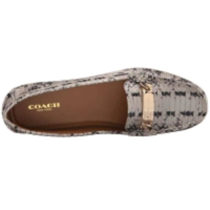 Femmes Coach OLIVE Chaussures Loafer