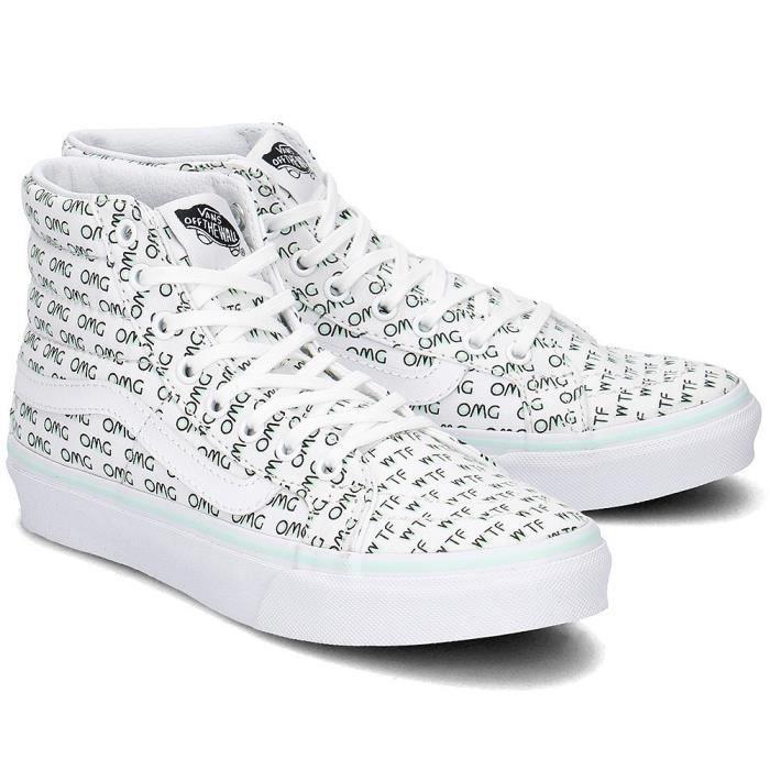 Chaussures Vans SK8HI Slim