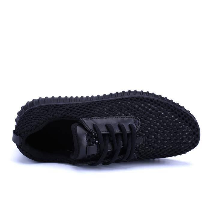 Homme Basket Chaussures de course Run Masculines Respirante Chaussures VvKUQUq