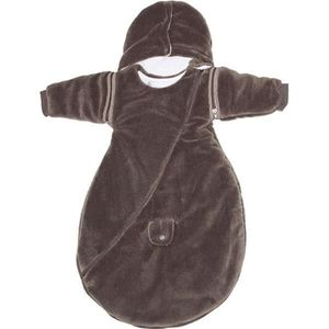 BABYCALIN Douillette naissance taupe