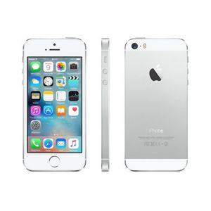 SMARTPHONE IPHONE 5S 32 GO ARGENT PRIX DECHIRE