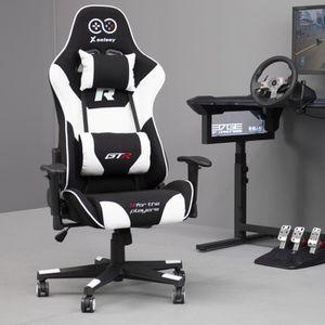 SIÈGE GAMING Chaise gamer / Fauteuil de bureau gaming - RACER -