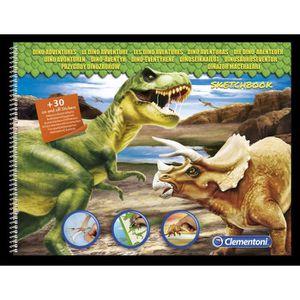 Livre Coloriage Dinosaure.Coloriage Dinosaure Achat Vente Jeux Et Jouets Pas Chers
