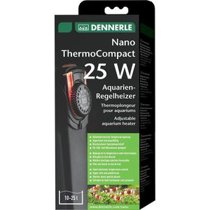 CHAUFFAGE Dennerle Nano ThermoCompact Thermoplongeur pour Aq