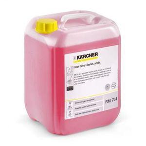 NETTOYAGE MULTI-USAGE Nettoyant en profondeur pour sol, acide RM 751, 10